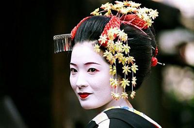 Япония. Гейша